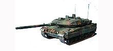 Panzerfahrzeuge - ab 1945