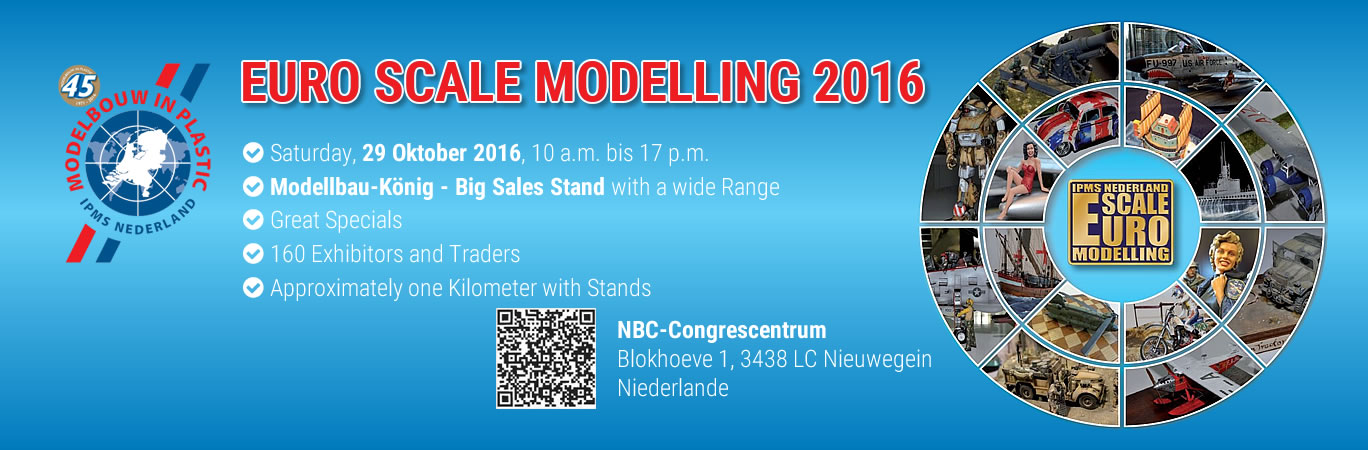 Euro Scale Modelling 2016