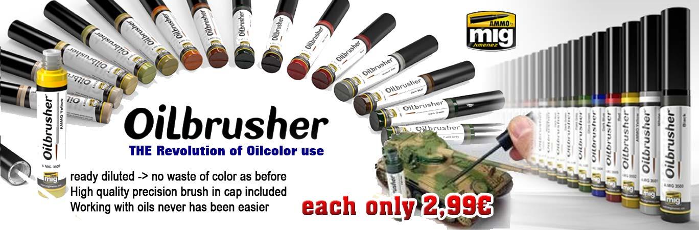 Oilbrusher