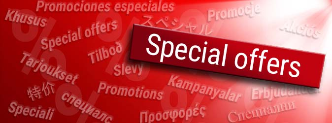 Modellbau-König Special Offers