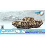 Churchill Mk.III, Junior Rgt., 21.Tank Brig., 1943