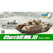 Churchill Mk.III, Tunis 1943