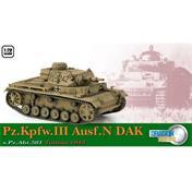 Pz.Kpfw.III Ausf.N DAK, s.Pz.Abt.501, Tunisia '43