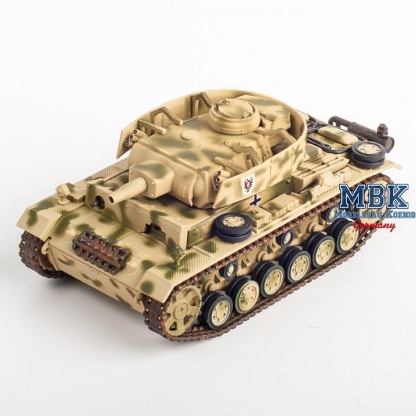 Panzer III Ausf.N - 2.PzDiv., Kursk 1943