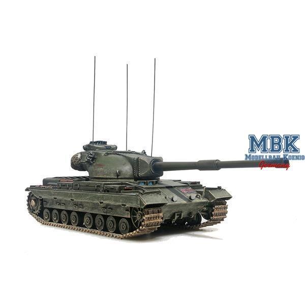 FV214 Conqueror Mk.II ~ Panzerstahl exclusive