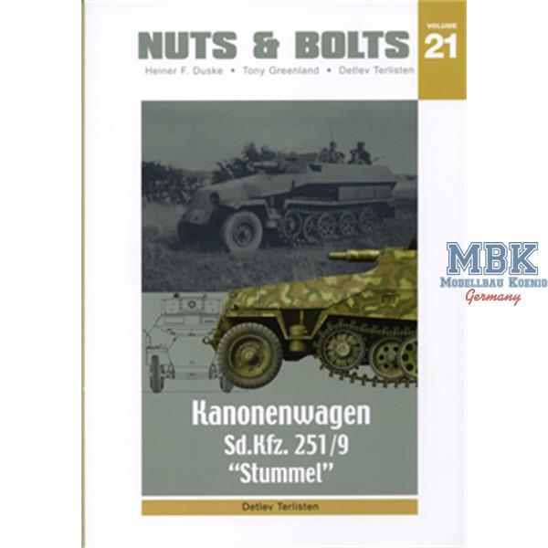 21 Sdkfz2519 Kanonenwagen Stummel