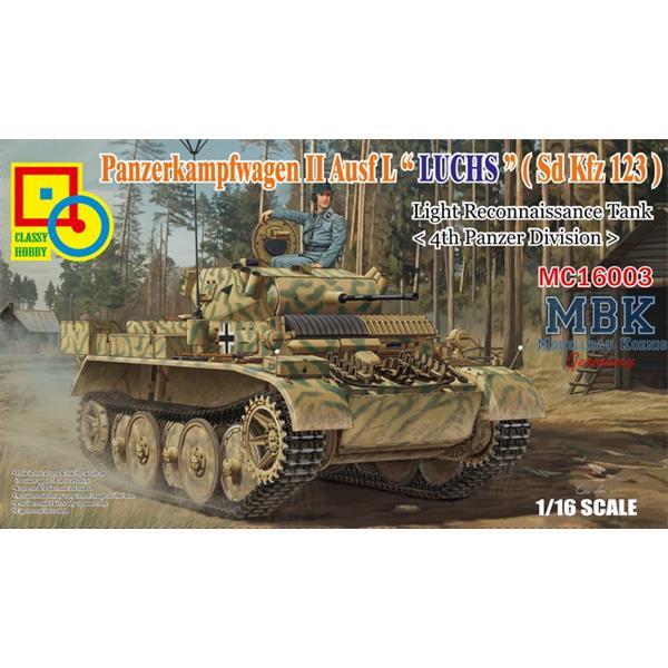 Panzer IV Ausf. H 1:16