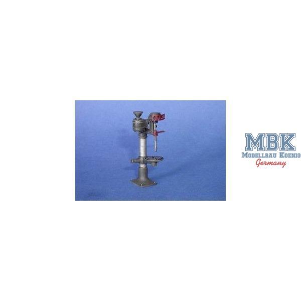 pedestal drilling machine