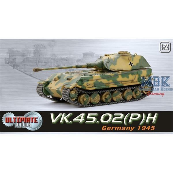 VK.45.02(P)H, Germany 1945