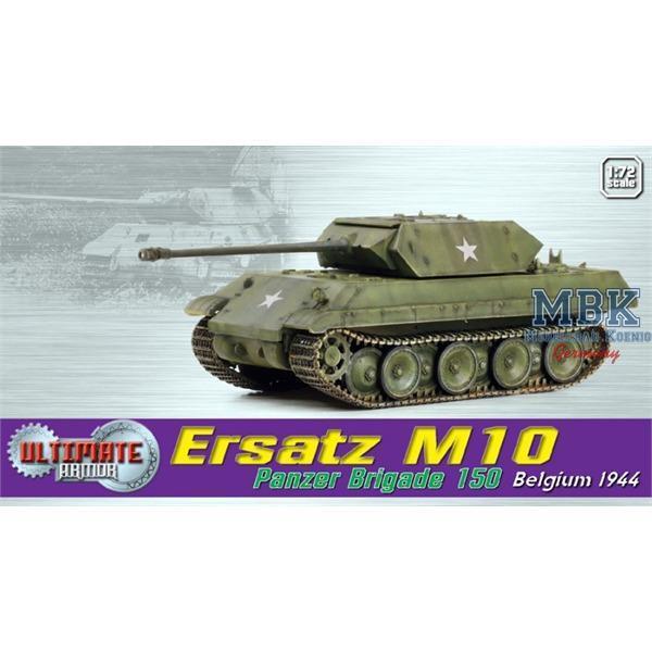 Ersatz M10, Panzer Brigade 150, Belgium 1944