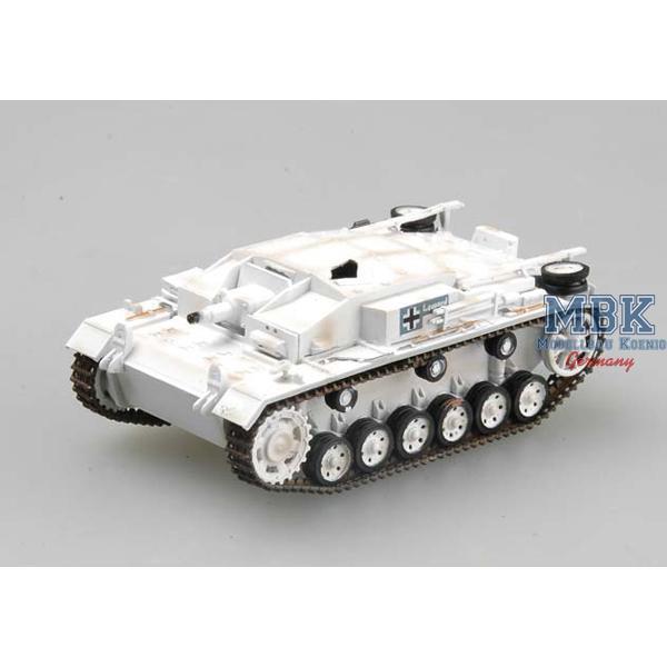 Stug III Ausf E STURMGESCHUTZ-ABTEILUNG 184, RUSSI