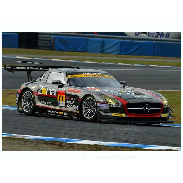 gainer dixcel sls mercedes benz sls amg gt3. Black Bedroom Furniture Sets. Home Design Ideas