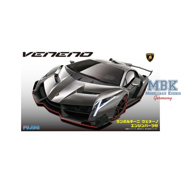 lamborghini veneno with engine. Black Bedroom Furniture Sets. Home Design Ideas
