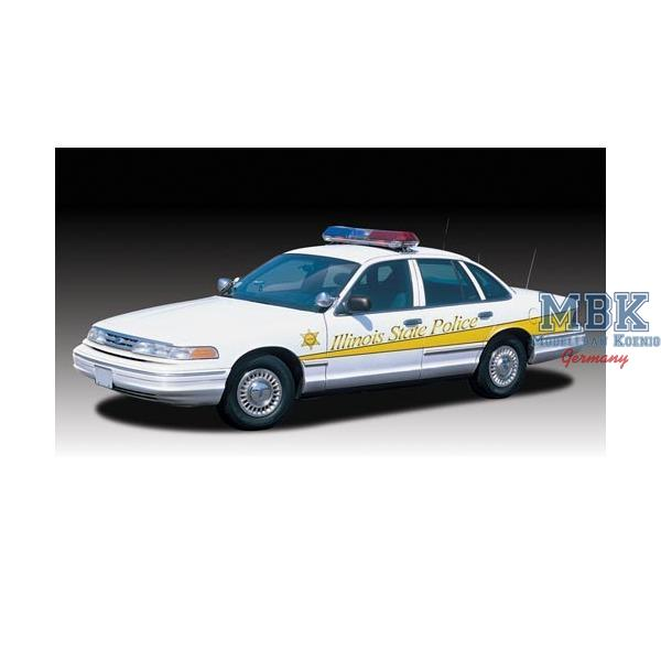 ford crown victoria illinois police car. Black Bedroom Furniture Sets. Home Design Ideas