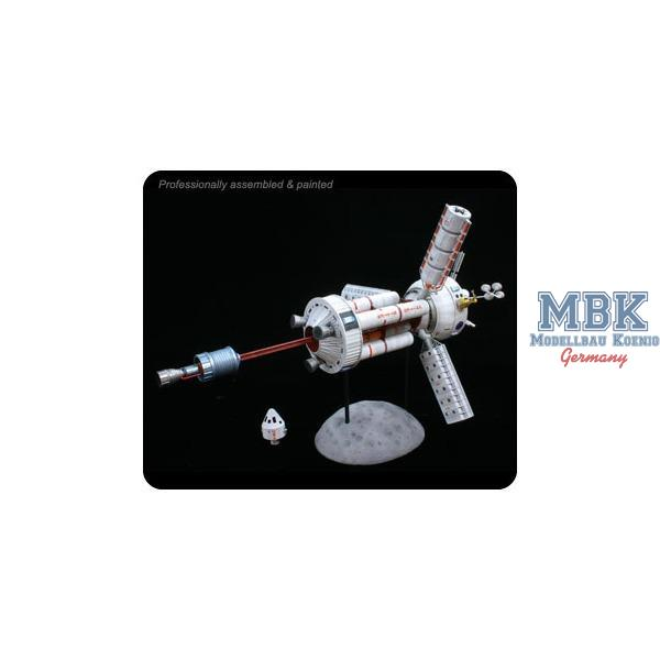 NASA Pilgrim Observer Space Station