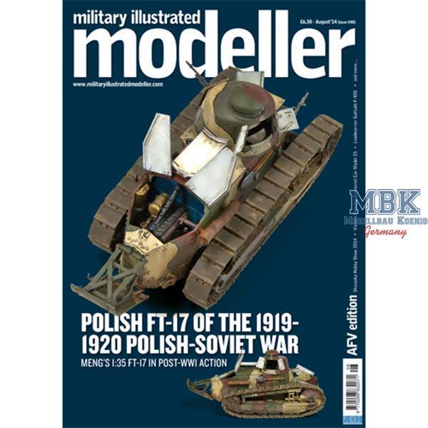 MIM, Military Illustrated Modeller, Issue 041, SEPT 2014, LN!