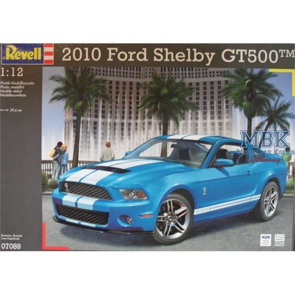 2010 ford shelby gt500 1 12. Black Bedroom Furniture Sets. Home Design Ideas