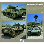WarMashines No. 4 Israeli M4 Shermans