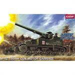 M-12 155mm GMC