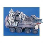 Humvee Crew/AFV Riders Iraq