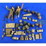 M16 Stowage, Ammo, Crew