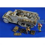 M21 Mortar Stowage - Ammo - Crew