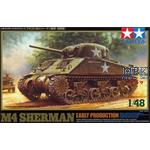 Sherman M4 early