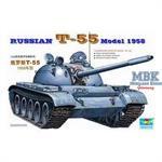 Russian T-55 Mod. 1958