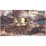 Jap. mtl.Panzer Typ 97