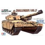 British Challenger MBT