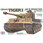 Tiger I - mid Production