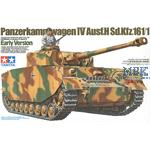 Panzer IV Ausf. H frühe Version