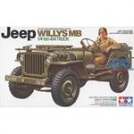 U.S. Willys Jeep 1/4ton