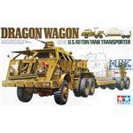 U.S. 40 ton Dragon Wagon