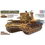 Flakpanzer Möbelwagen mit 3,7cm Flak
