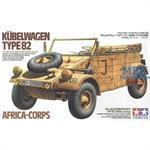 Kübelwagen Type 82 - DAK