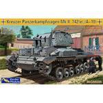 Kreuzer Panzerkampfwagen M.II  Sd Kfz 742(e) A10