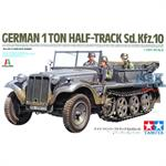 German 1 ton Half-Track Sd.Kfz.10