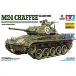 US M24 Chaffee