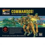 Bolt Action: WWII Commandos!