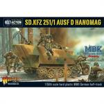 Bolt Action: Sd.Kfz 251/1 Ausf D
