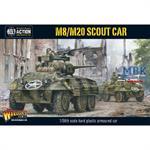 Bolt Action: M8/M20 Greyhound Scout Car