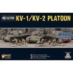 Bolt Action: KV1/2 Platoon