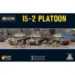 Bolt Action: IS2 Platoon