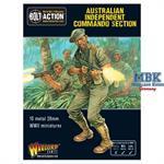 Bolt Action: Australian Independent Commando squad