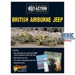Bolt Action: British Airborne Jeep & Trailer