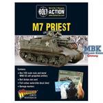 Bolt Action: M7 Priest self-propelled gun