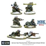 Bolt Action: Heer Special Weapons