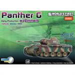 Panther G, Early Production, Warsaw 1944 w/Zimmeri