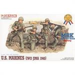U.S. Marines Iwo Jima